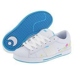 Osiris Skateboard Schuhe Volley Girls White/Multi/Sketchy Stars