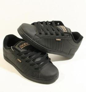 Osiris Skateboard Shoes Troma II Black/Gold