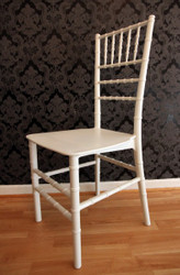 Polycarbonate chair designer - Ghost Chair White - Acyrl Furniture - ghost chair - Ghost Chair