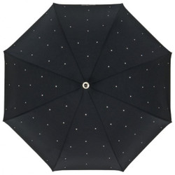Designer Chantal Thomass umbrella Venice with bling bling rhinestones - Umbrella - Elegant and Extravagant - Made in Paris Bild 2