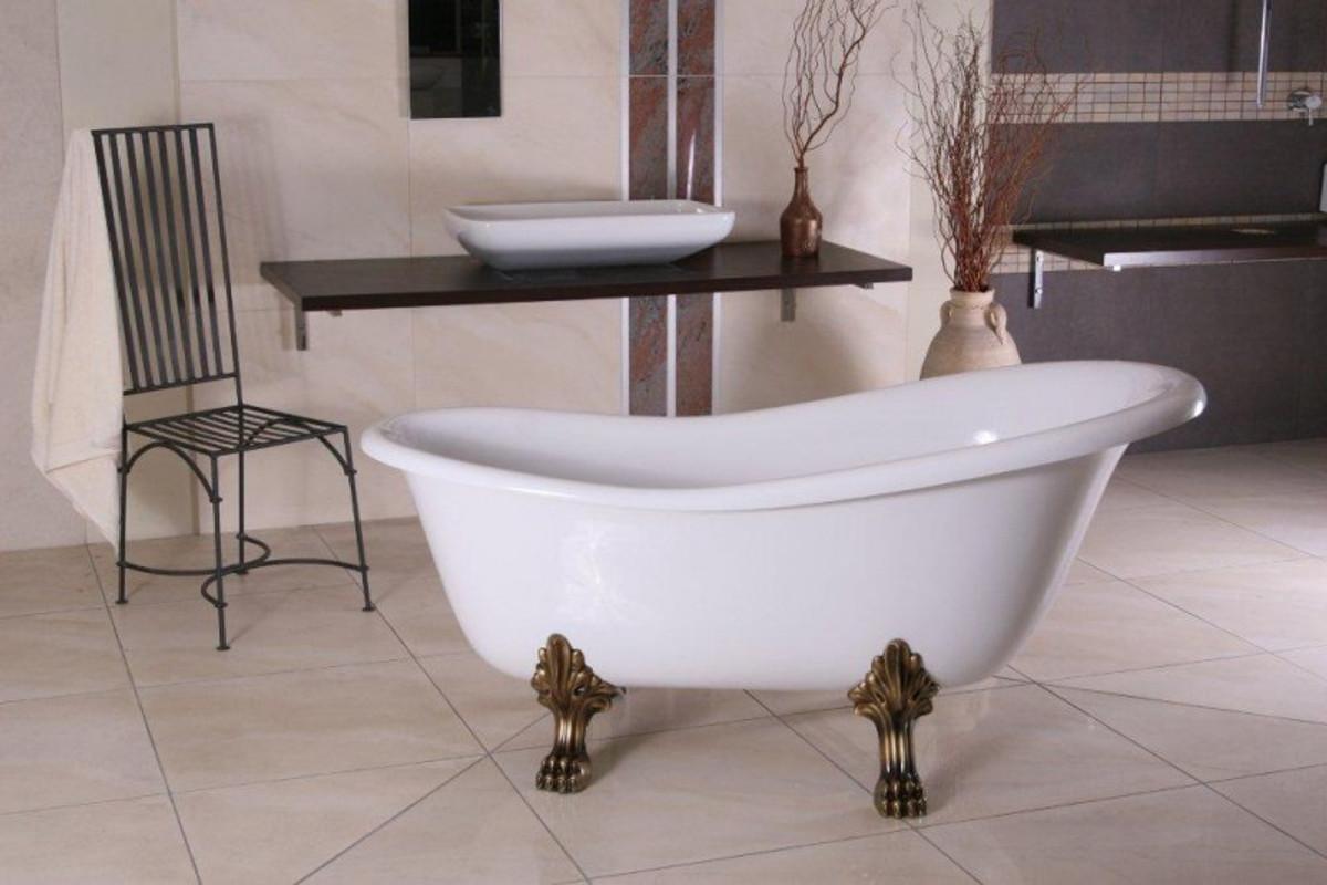 Vasche Da Bagno D Epoca : Staccata di lusso bagno nouveau roma bianco old 1.470 millimetri