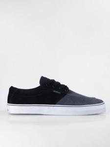 Etnies Skateboard Shoes Jameson 2.5 Dark Black/Grey/White – Bild 3