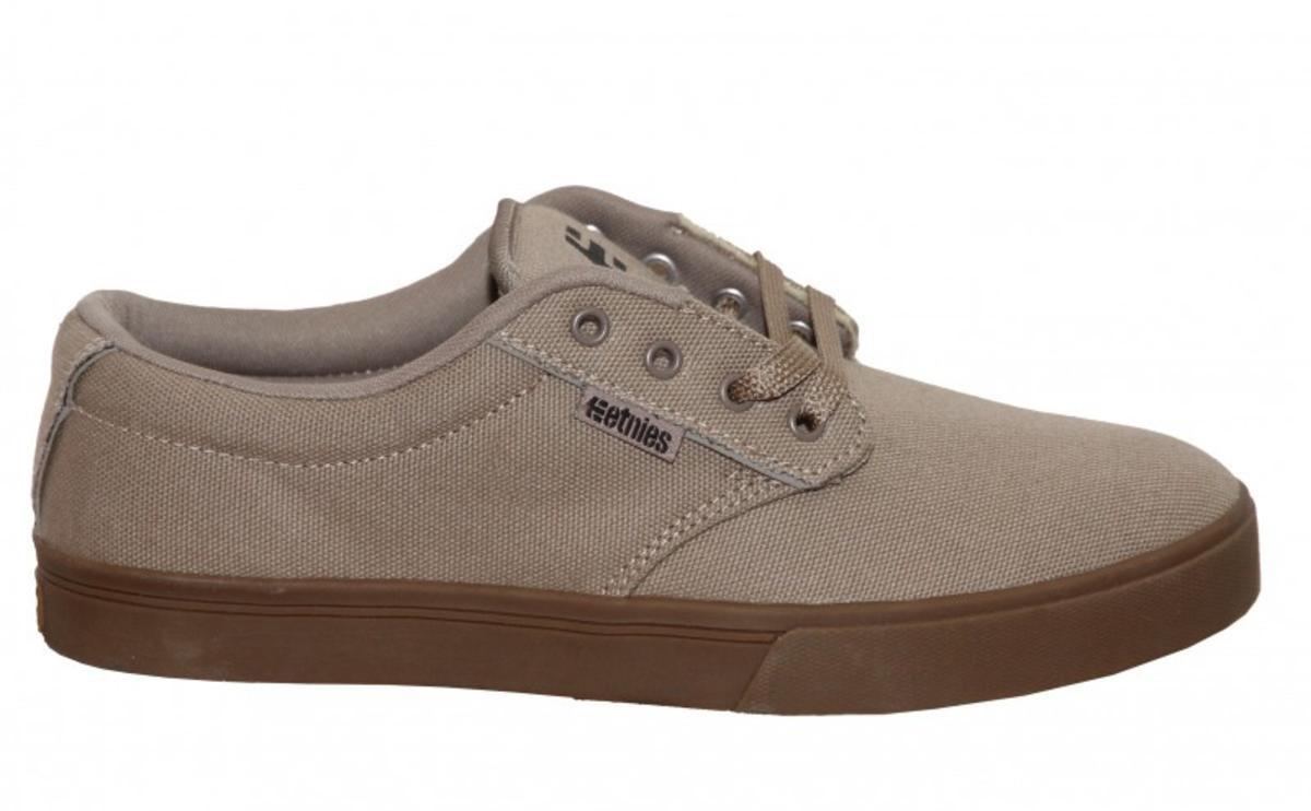 kuumia tuotteita alennuskauppa myyntipiste myytävänä Etnies Skateboard Shoes Jameson 2 Eco Tan/Gum | Ceres Webshop