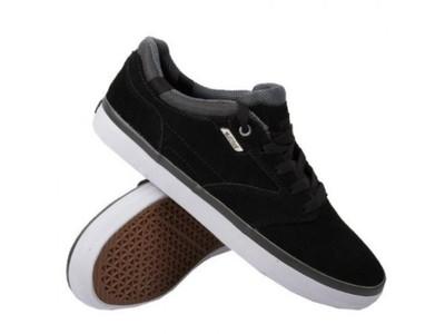 Etnies Skateboard Schuhe Freeport Black/White/Gum – Bild 1