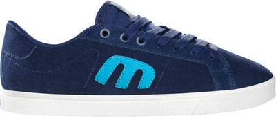 Etnies Skateboard Schuhe Brava Navy/Blue/White – Bild 1