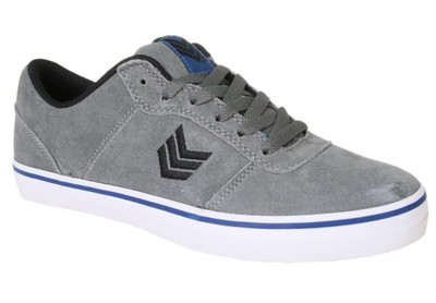 Vox Skateboard Schuhe Downlow Gray/Blue/Black – Bild 1