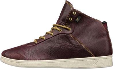 ES Footwear Skateboard Shoes Leland LX Brown/Grey