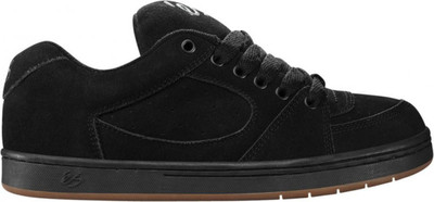ES Footwear Skateboard Shoes Accel Black