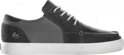ES Footwear Skateboard Shoes Holbrook Lo Dark Grey / Light Grey