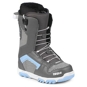 Thirtytwo Prion Snowboard Boots Grey / Blue Women's Gr. 37.5 - 32 - Thirty Two - Snowboard Boots