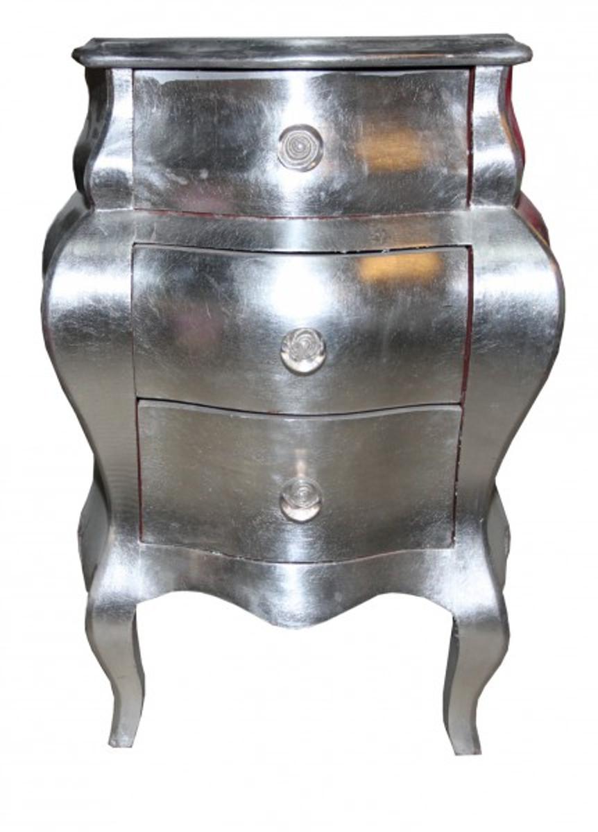 Kommode Barock Silber 2021
