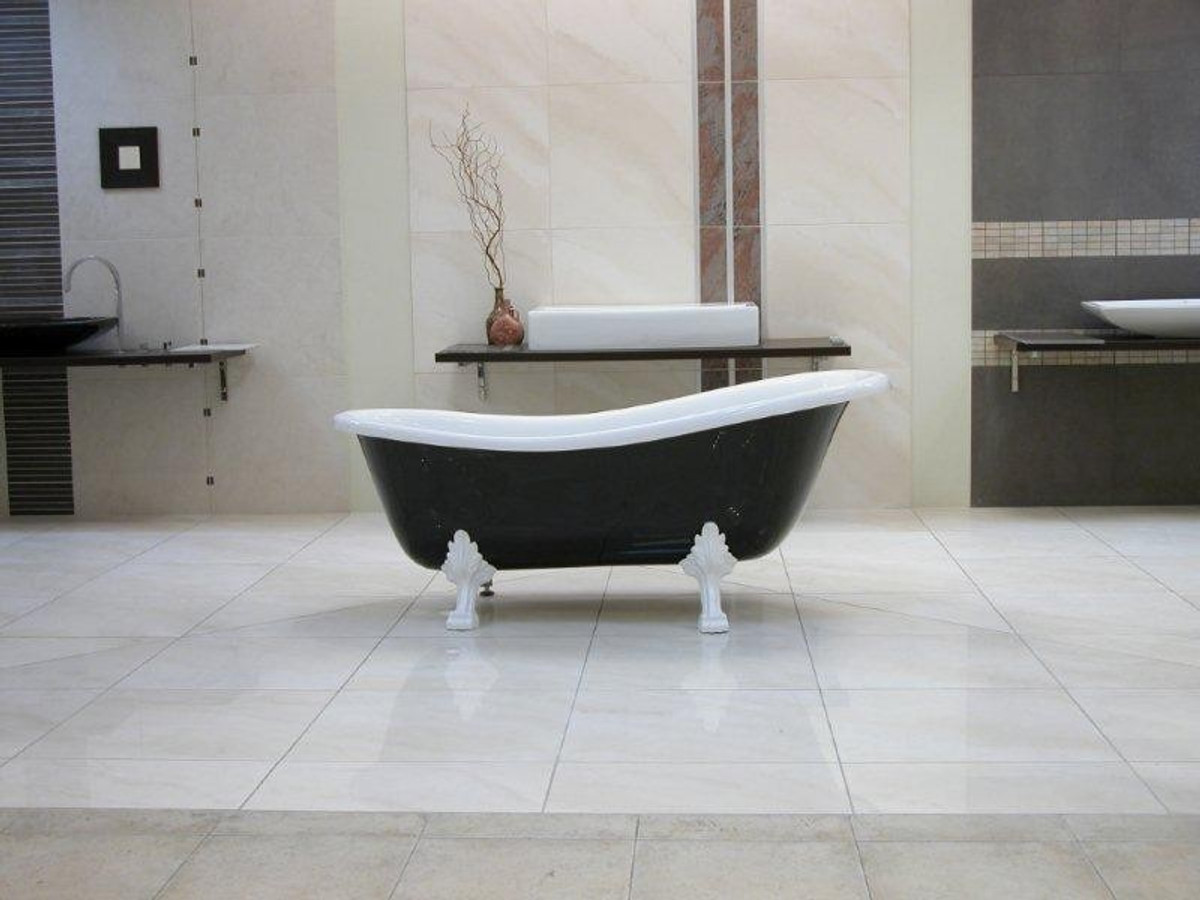 Vasca Da Bagno Stile Antico : Lusso staccata bagno in stile liberty soho bianco bianco