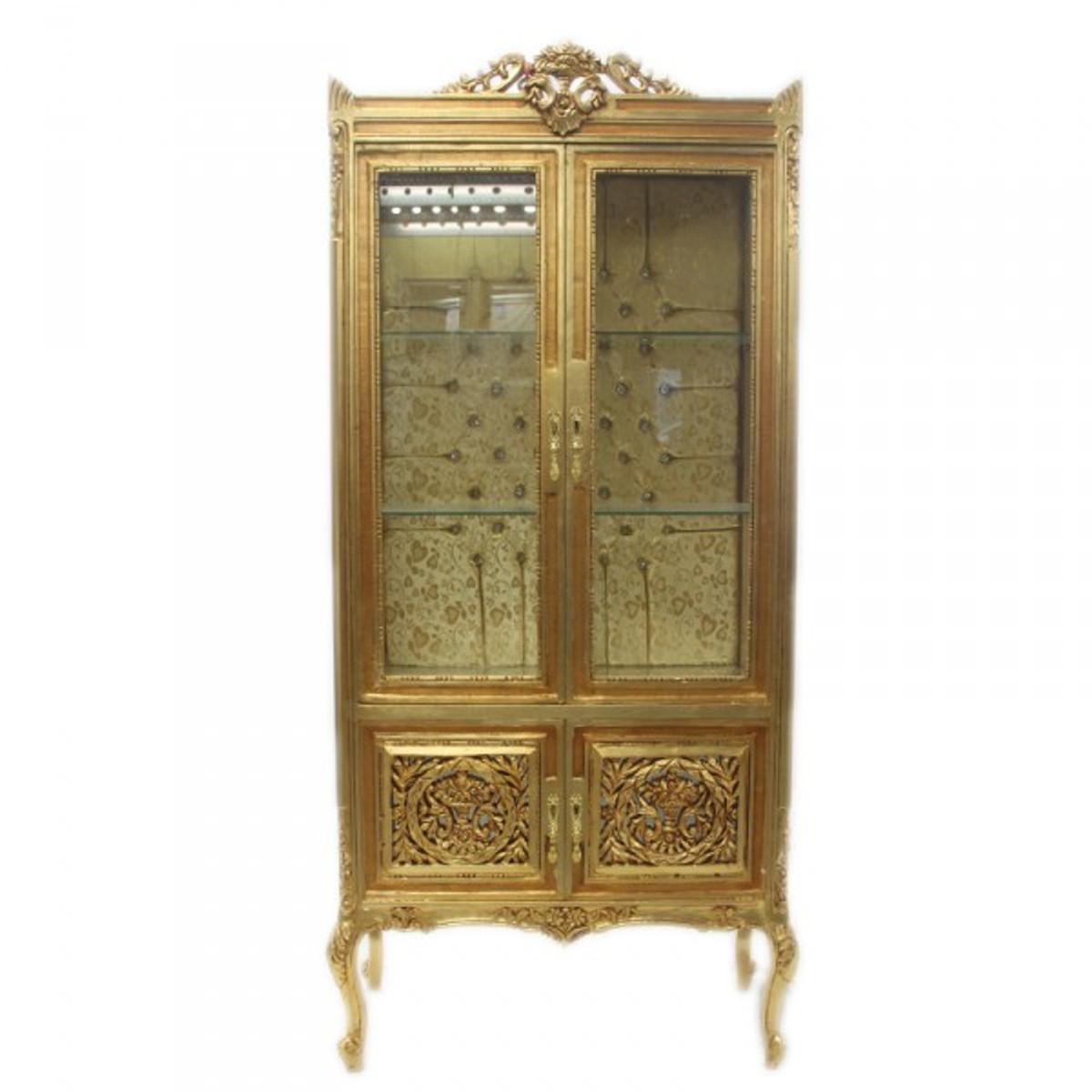 casa padrino barock esstisch gold 140cm esszimmer tisch m bel casa padrino farbwelten gold. Black Bedroom Furniture Sets. Home Design Ideas