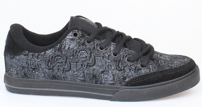 C1RCA Skate Shoes AL50BGAZ  Black / Grey / Aztlan