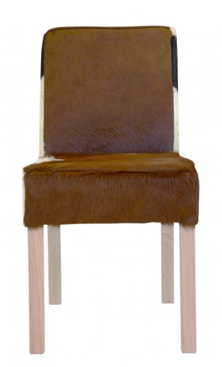 casa padrino designer esszimmer stuhl modef 35 kuhfell. Black Bedroom Furniture Sets. Home Design Ideas