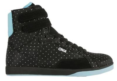 Circa Skate Shoes Haven Black / Sky Blue – Bild 1
