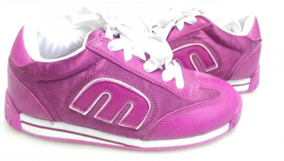 Etnies Skateboard Shoes  Lo-Cut 2 Hot Pink – Bild 1