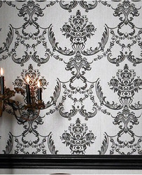 Graham & Brown wallpaper baroque Palais woven wallpaper non-woven wallpaper 50-466