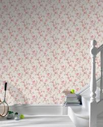 Graham & Brown Baroque country house style non-woven wallpaper wallpaper Rose Cottage Fleece Mod 50-447