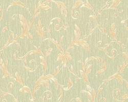 Baroque Wallpaper Bella Vista 93638-1 Nouveau A.S. AS Creation woven wallpaper 936381