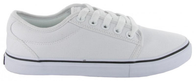 Adio Skateboard Shoes- Sydney- White/White – Bild 1