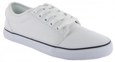 Adio Skateboard Shoes- Sydney- White/White – Bild 2