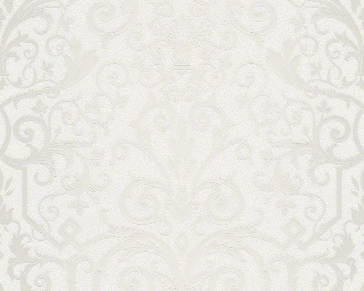 versace designer barock tapete home collection 935451 jugendstil vliestapete vlies tapete grau. Black Bedroom Furniture Sets. Home Design Ideas