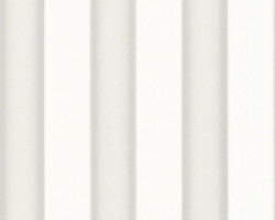 Versace Home Collection Baroque Wallpaper 935461 Art Nouveau woven wallpaper non-woven wallpaper Wide stripes gray white