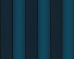 Versace Designer Barock Tapete Home Collection 935464 Jugendstil Vliestapete Vlies Tapete Breite Streifen Blau