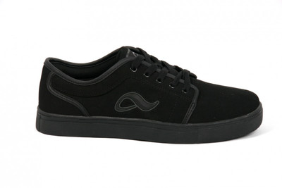 Adio Skateboard Shoes - Indy -- Black NB Mono/Charcoal – Bild 1