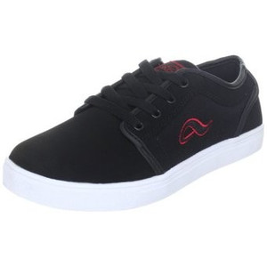 Adio Skateboard Schuhe- Indy C -- Black/Red /White – Bild 1