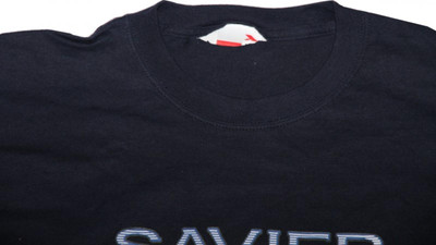 Savier skateboard T-Shirt - Navy 1B Goods - defect – Bild 2