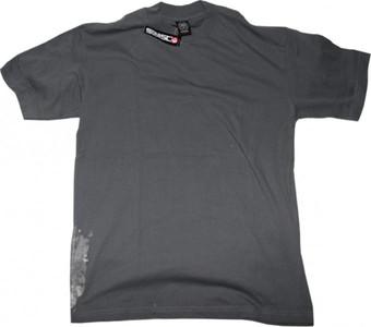 Osiris Skateboard T-Shirt Level Grey – Bild 1
