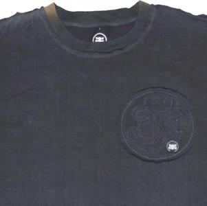 I-Path Skateboard T-Shirt Vintage Grey IPath I Path – Bild 2