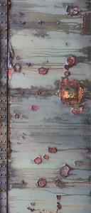 Tür 2.0 XXL Wallpaper für Türen 20015 Vintage - selbstklebend- Blickfang für Ihr zu Hause - Tür Aufkleber Tapete Fototapete FotoTür 2.0 XXL Vintage Antik Stil Retro Wallpaper Fototapete – Bild 1