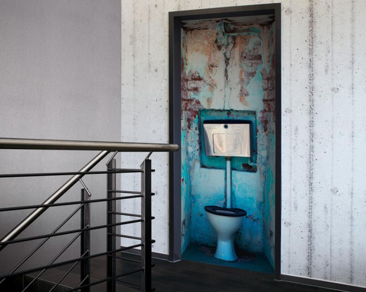 t r 2 0 xxl wallpaper f r t ren 20024 wc selbstklebend blickfang f r ihr zu hause t r. Black Bedroom Furniture Sets. Home Design Ideas