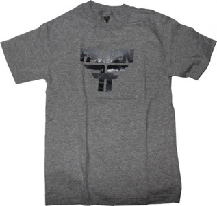 Fallen Skateboard T-Shirt Grey