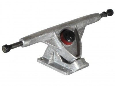 MySkateBrand Longboard Downhill axis 180mm Raw Silver (Price per truck)