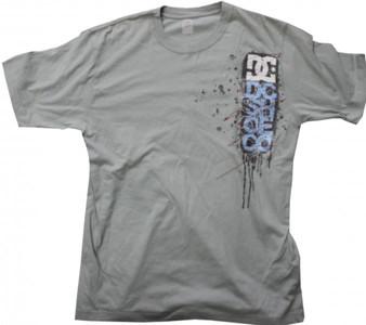 DC Skateboard T-Shirt Khaki