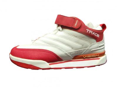 Vision Street Wear   Skate Shoes  Red white 1 B Ware – Bild 1