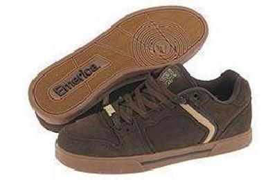 Emerica Skate shoes KSL DOS Brown/Brown/Tan – Bild 2