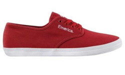 Emerica Skateboard Schuhe  Wino Red White 001