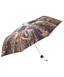 "MySchirm designer umbrella motif screen John W. Waterhouse: ""My sweet rose"" - Elegant Umbrella - Luxury Design"