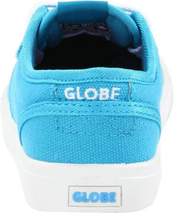 Globe Skateboard Schuhe Motley Highlighter Blue – Bild 2