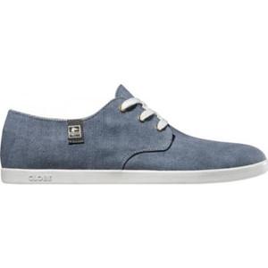 Globe Skateboard Schuhe Espy Slate Blue/White