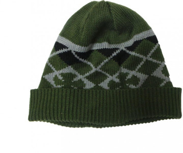 Indipendent Skateboard Beanie Gnaryle Olive