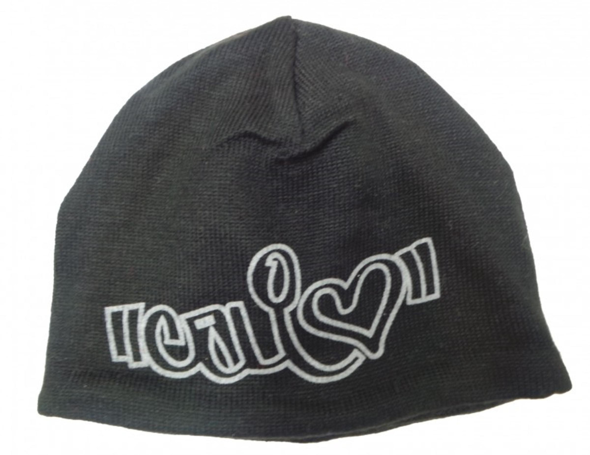 ec915125078 California Love Cali Love Beanie Hat Black Skatewear Beanies