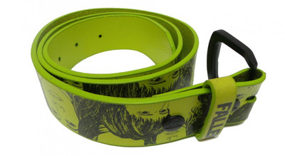 Fallen Skateboard Belt Green/Black Face – Bild 1