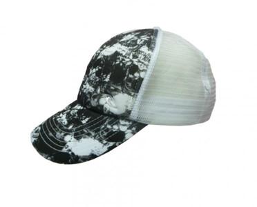 Ripcurl Skateboard Cap Assorti Black/white Skull – Bild 1
