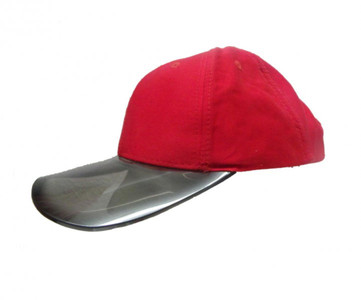 Mesh Trucker Cap Red Skateboard BMX Surf Cap